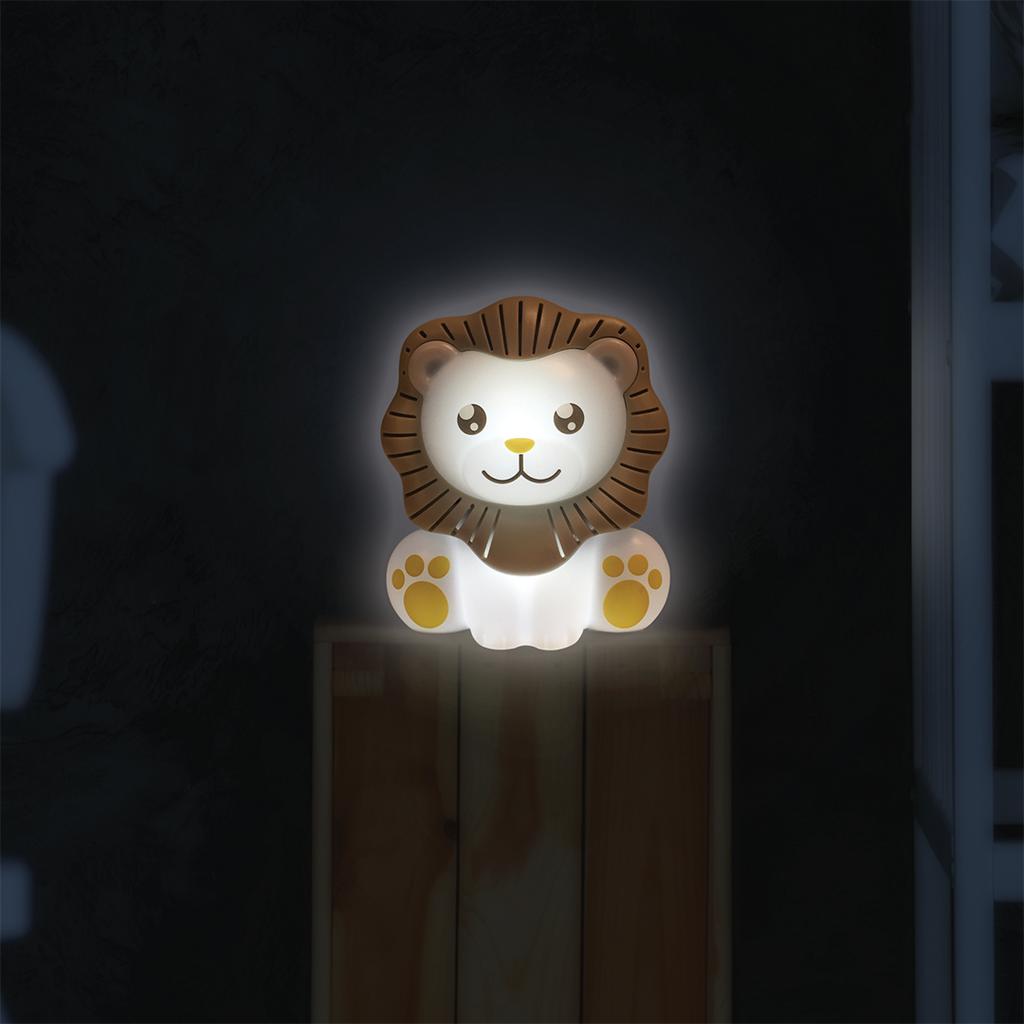 Project Nursery Sound Machine with Nightlight – Lion