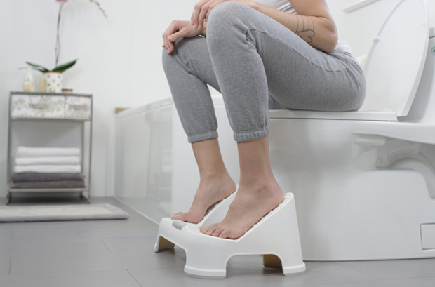 NadiaLabs Turbo Bathroom Toilet Stool