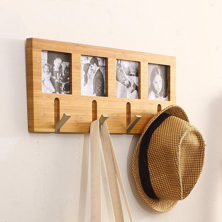 Photo Frame Coat Rack