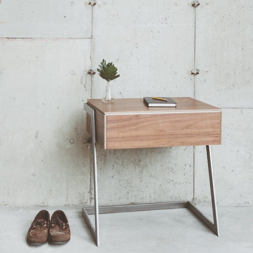Cantilever Side Table V1