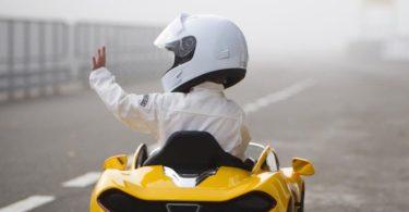 McLaren P1 Ride On Super Car