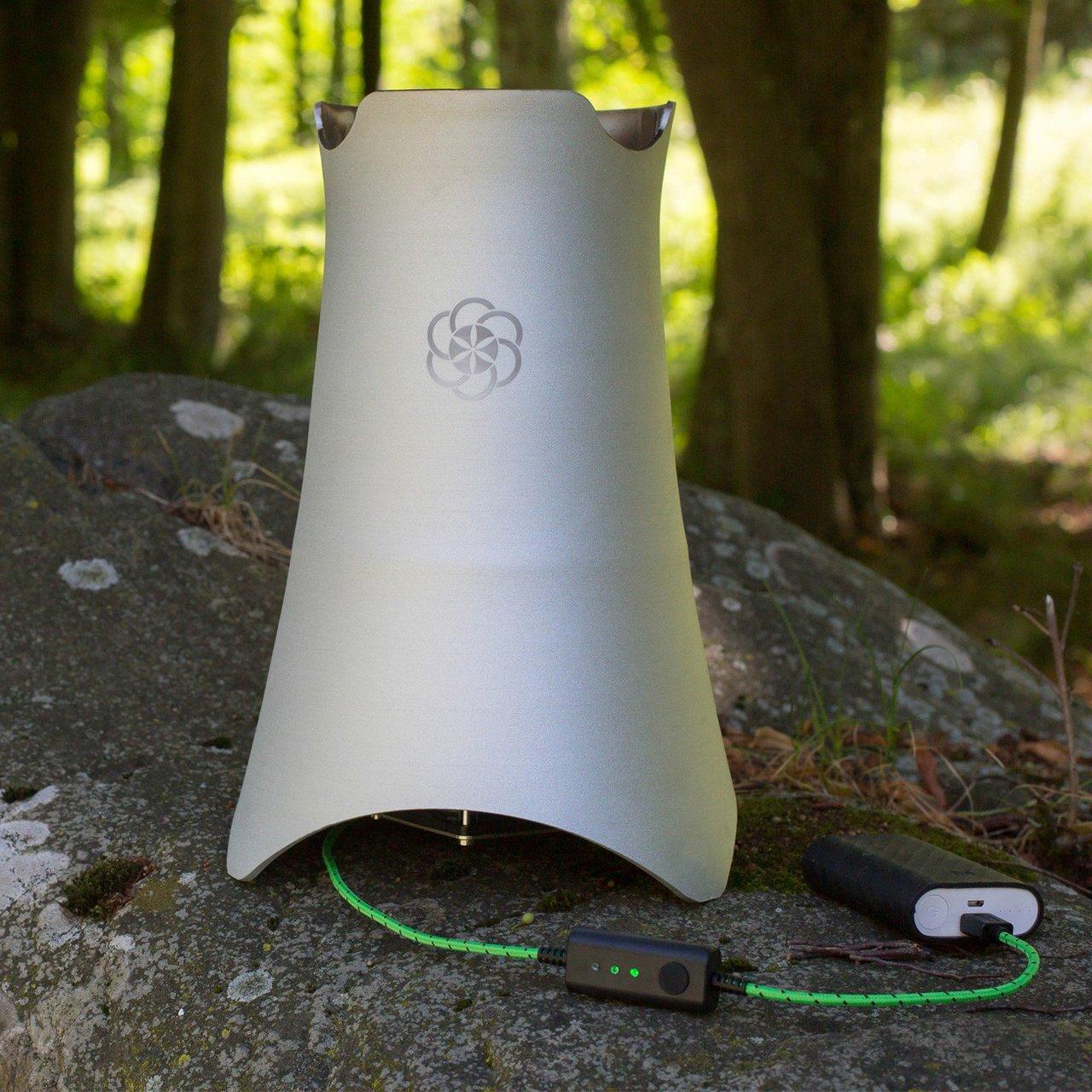 Enki Stove Wild 187 Petagadget