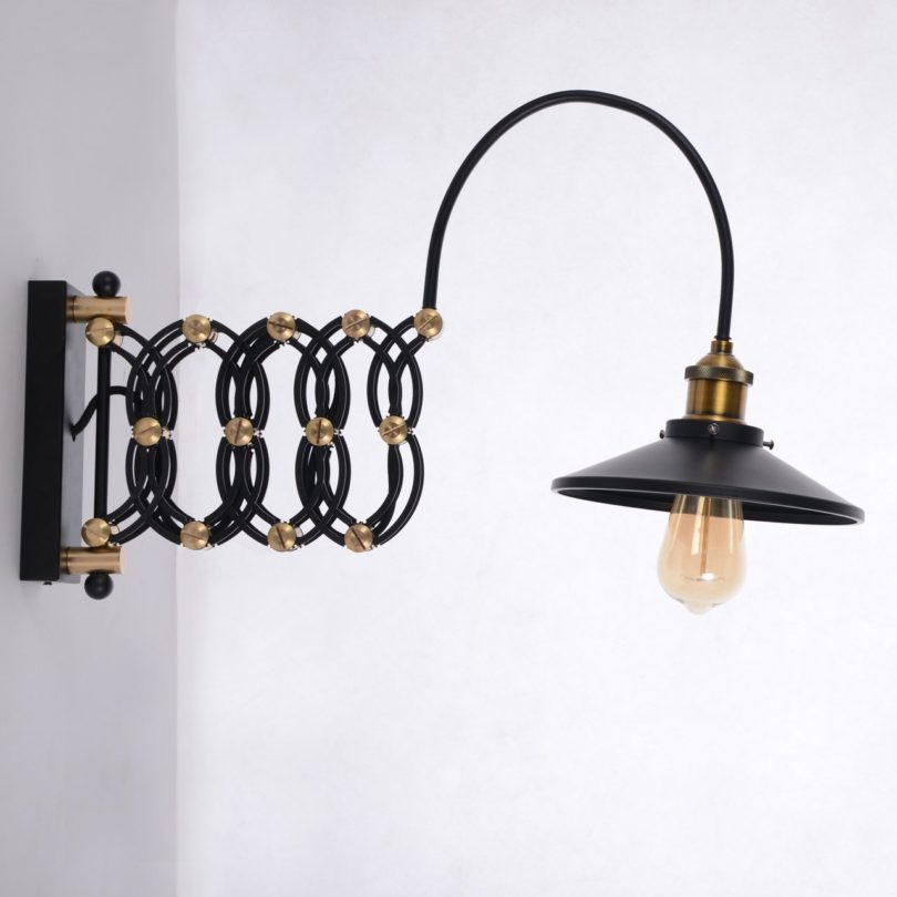 Scalable Stair 1-Light Wall Sconce