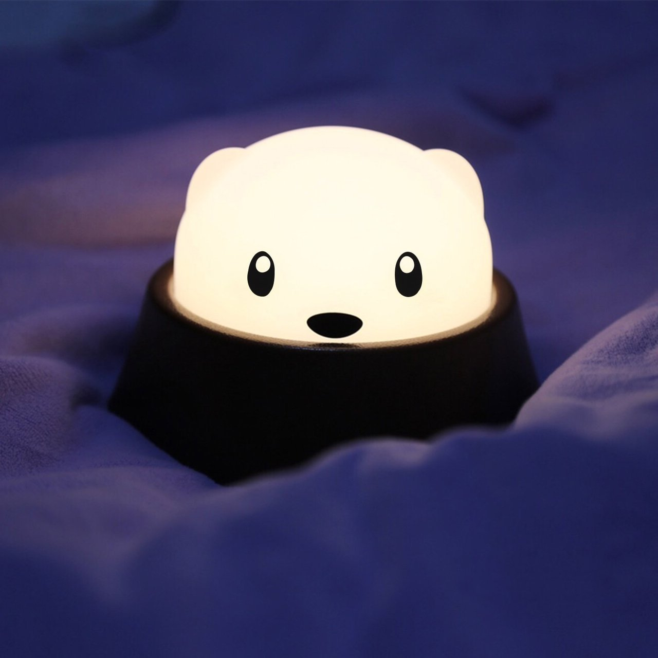 Whack a Diglett Game LED Night Lamp
