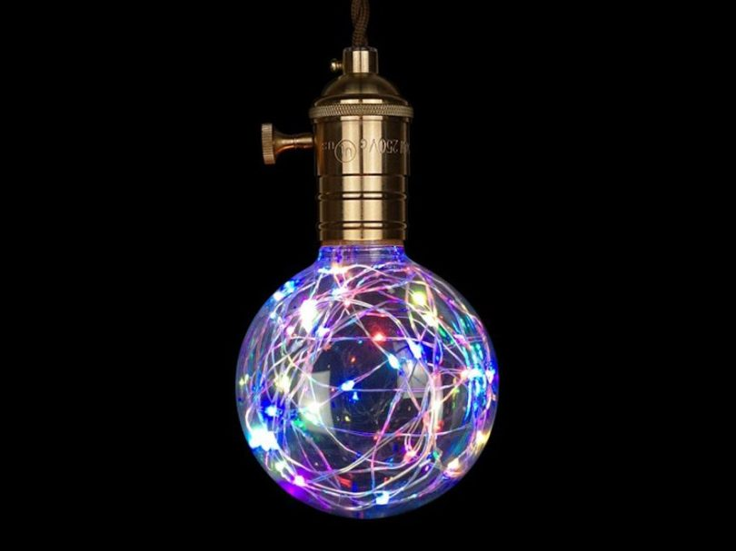 Magic Night Bulb Galaxy Color