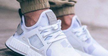 Adidas NMD XR1 White Duck Camo