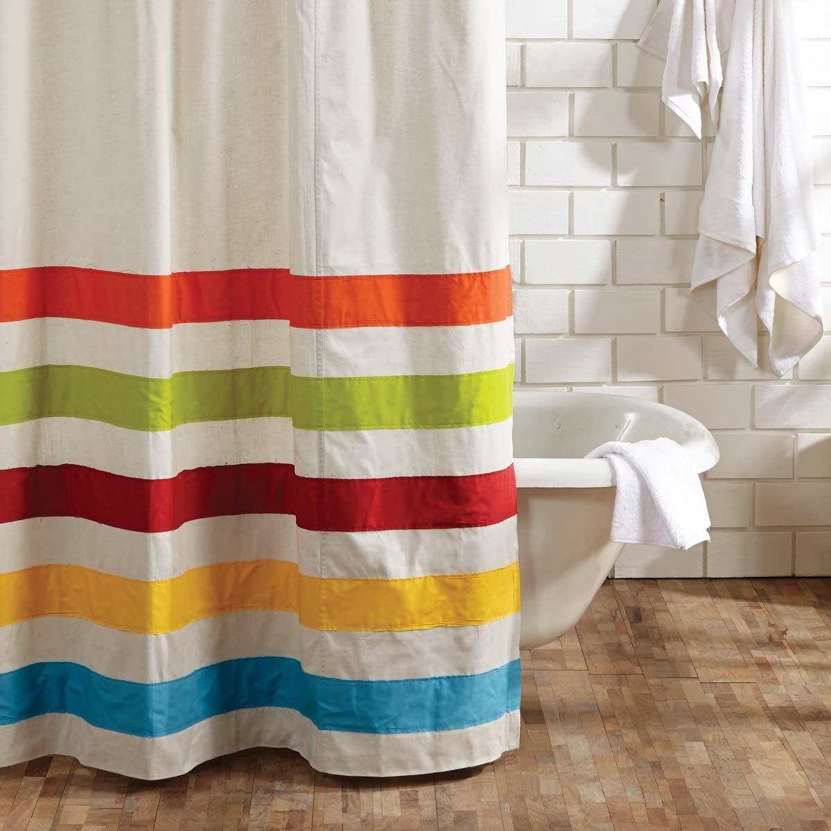 Rowan Shower Curtain