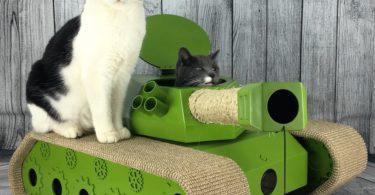 Ludipuss Interactive Cat Tank