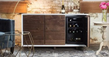 Brock Dual Wine Fridge