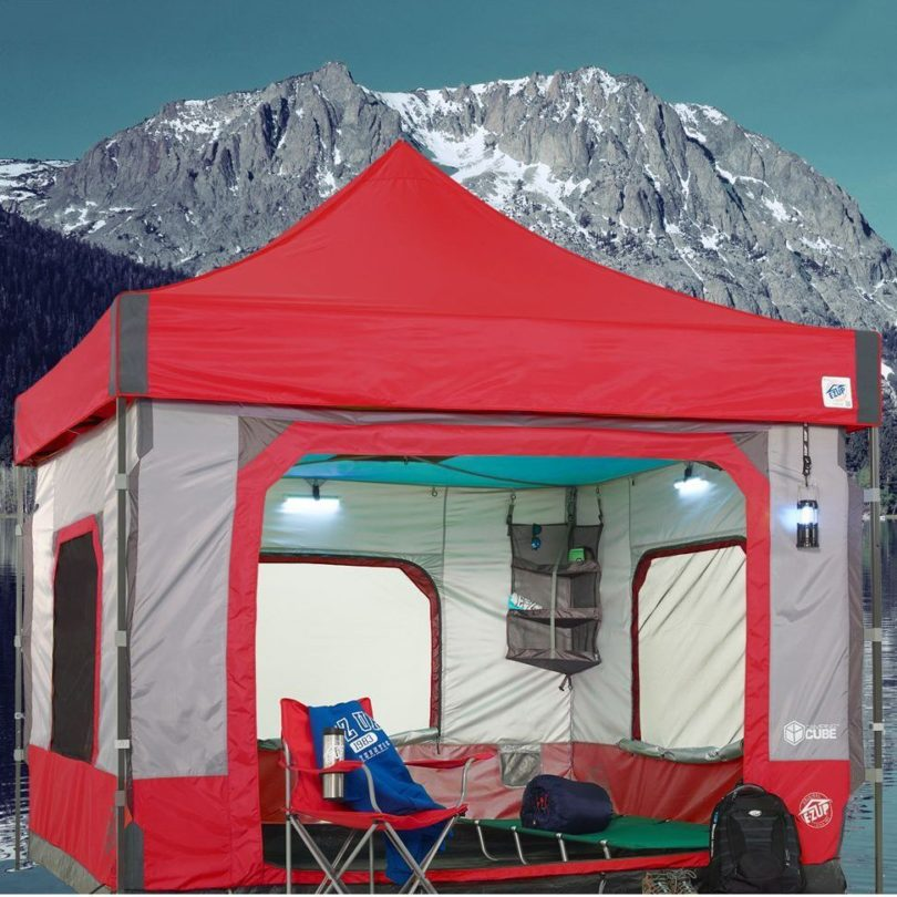 Camping Cube Tent