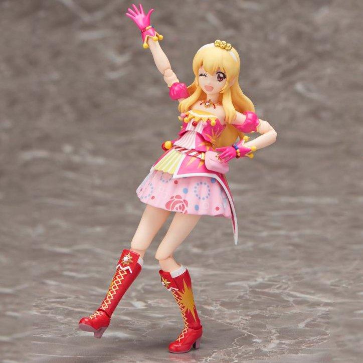 Aikatsu! Hoshimiya Ichigo Soleil SH Figuarts Action Figure