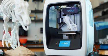 Robo C2 Compact Smart 3D Printer with WiFi