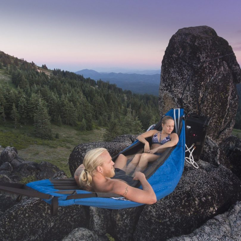 Bula Deluxe Double Layer Hydro Hammock