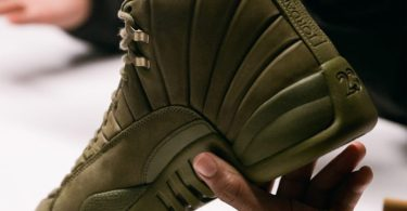 Air Jordan 12 Retro PSNY MILAN Sneakers