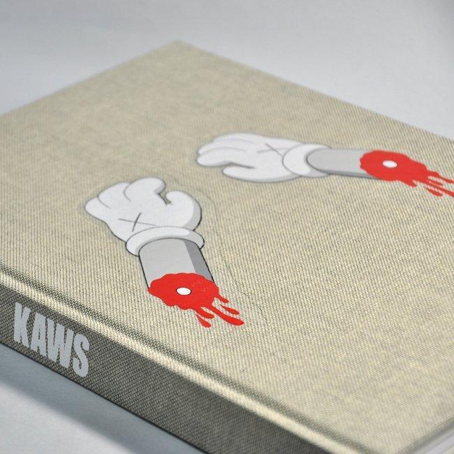 KAWS Art Book