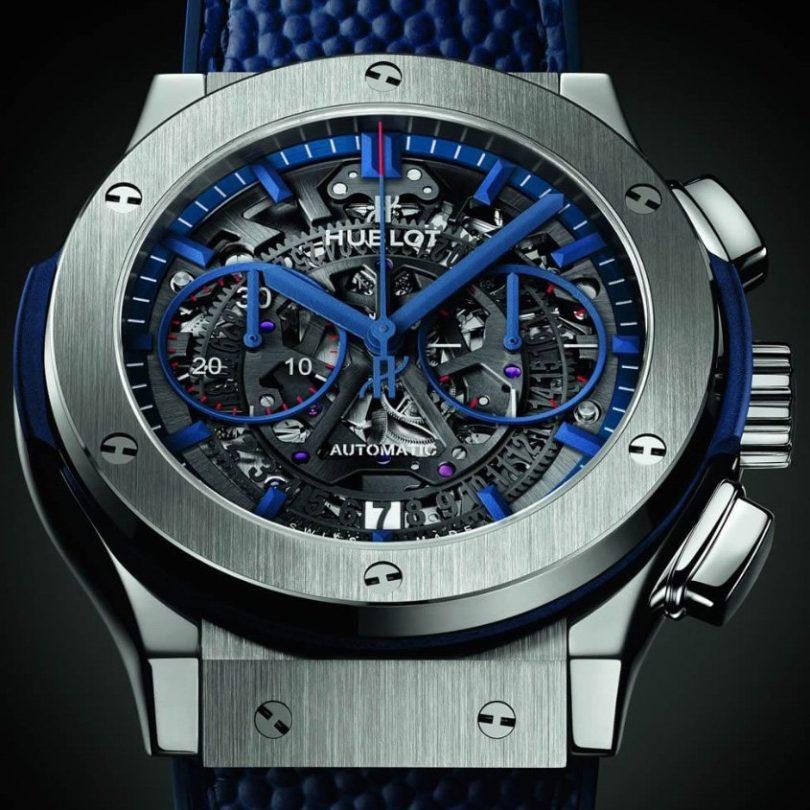 Hublot Classic Fusion Aerofusion Automatic Watch