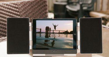 OIO Amp iPad Theater Experience Speaker Case