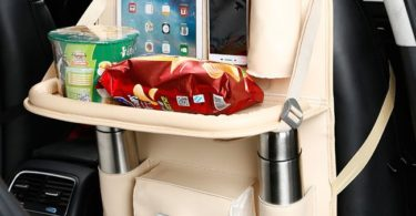Foldable Car Backseat Organizer