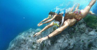 Ameo Powerbreather Wave Snorkel 2.0