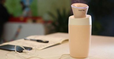 DOGOO USB Mini Portable Cool Mist Humidifier with Auto Shut-off