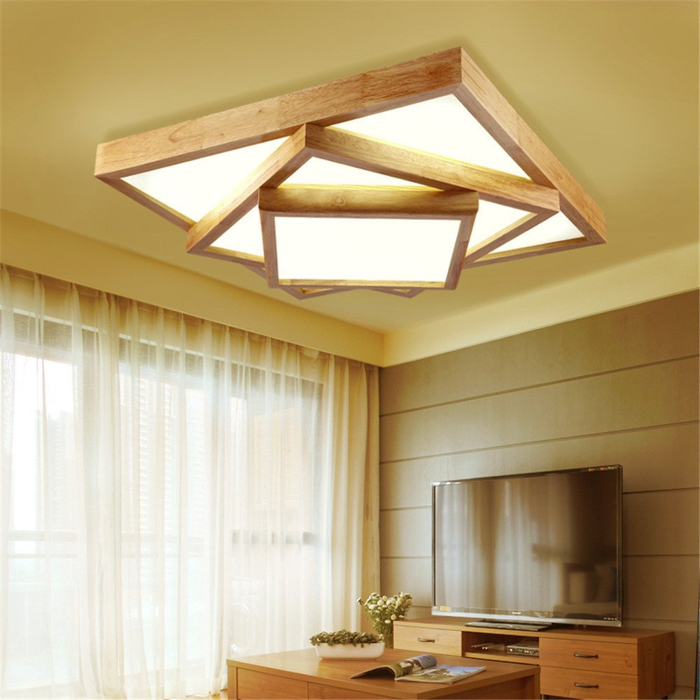 Ceiling Light Japanese: Sublime Gadgets: Modern LED Pendant Flush Mount Ceiling