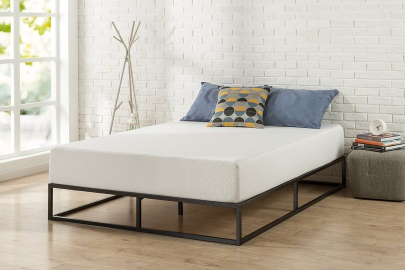 Zinus Modern Studio 10 Inch Platforma Low Profile Bed Frame