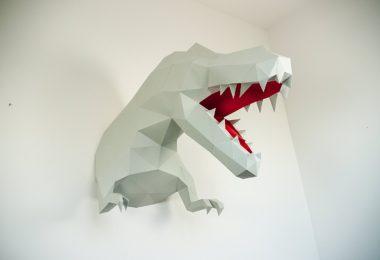 T-Rex Papertrophy