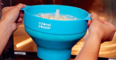 Colonel Popper Popcorn Maker