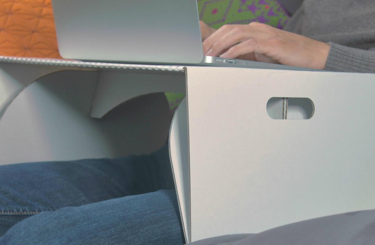 Three Pack of Lapdeck Laptop Desks
