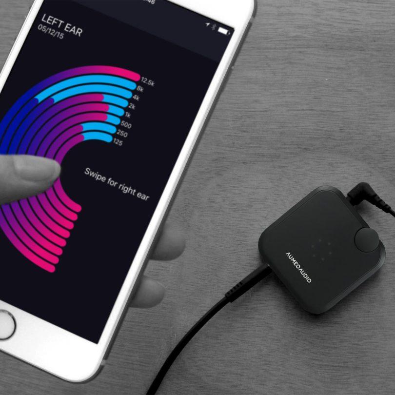 Aumeo Audio Device & Headphone Personalizer