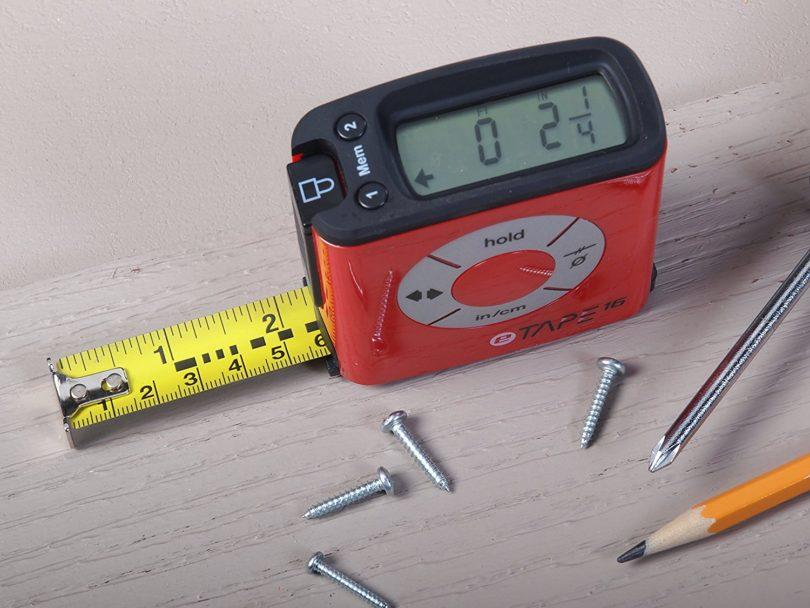 eTape16 ET16.75-db-RP Digital Tape Measure