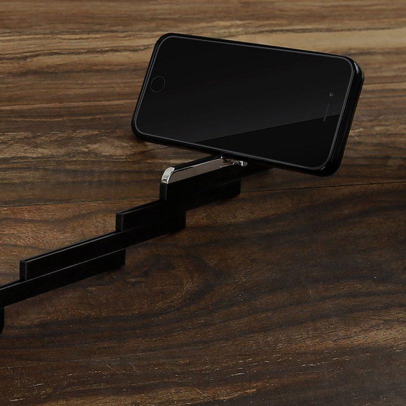 Stikbox Selfie Stick iPhone Case