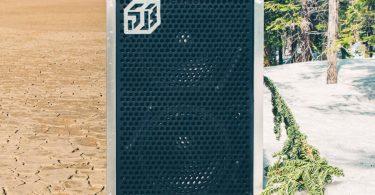 The Loudest Portable Speaker (119dB)
