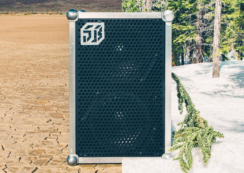 The Loudest Portable Speaker (119dB)