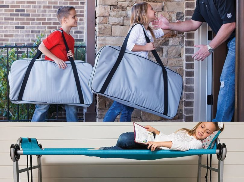 Foldaway Children's Bunk Beds