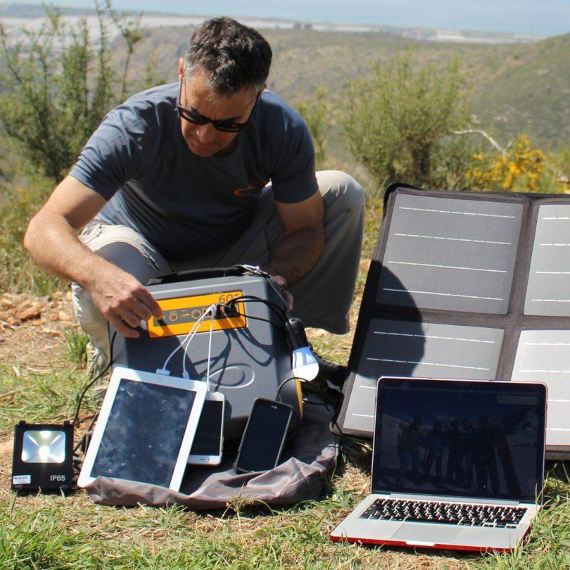 KaliPAK Solar Energy Generator