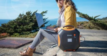Jackery Power Pro Off-Grid Power Supply