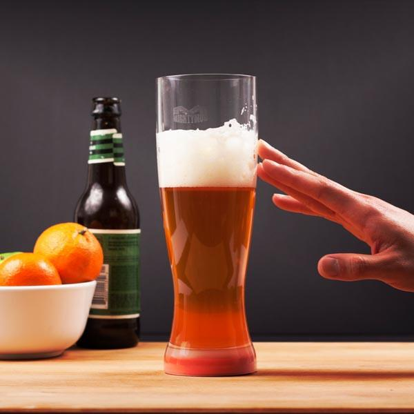 Mighty Mug Pilsner Glass