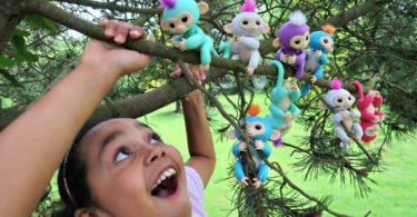 Fingerlings – Interactive Baby Monkey