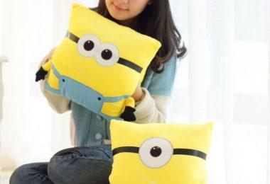 Minions Plush Pillow