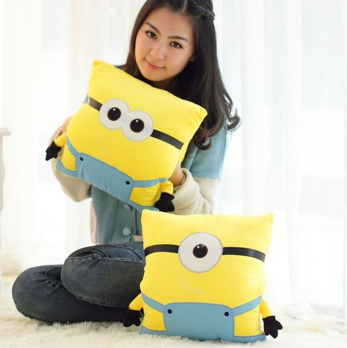 Minions Plush Pillow