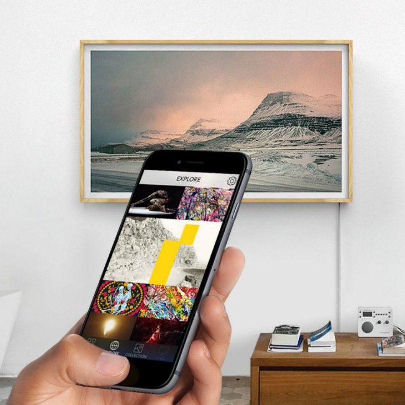 Depict 4K HD Digital Canvas