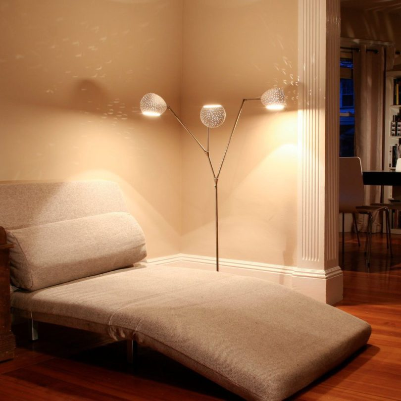 ClayLight Tree Floor Lamp