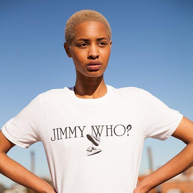 Jimmy Who? T-Shirt