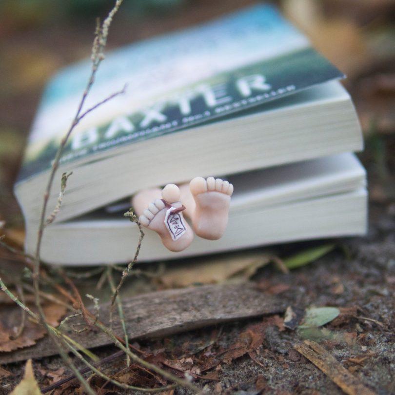 Dead Man Bookmark