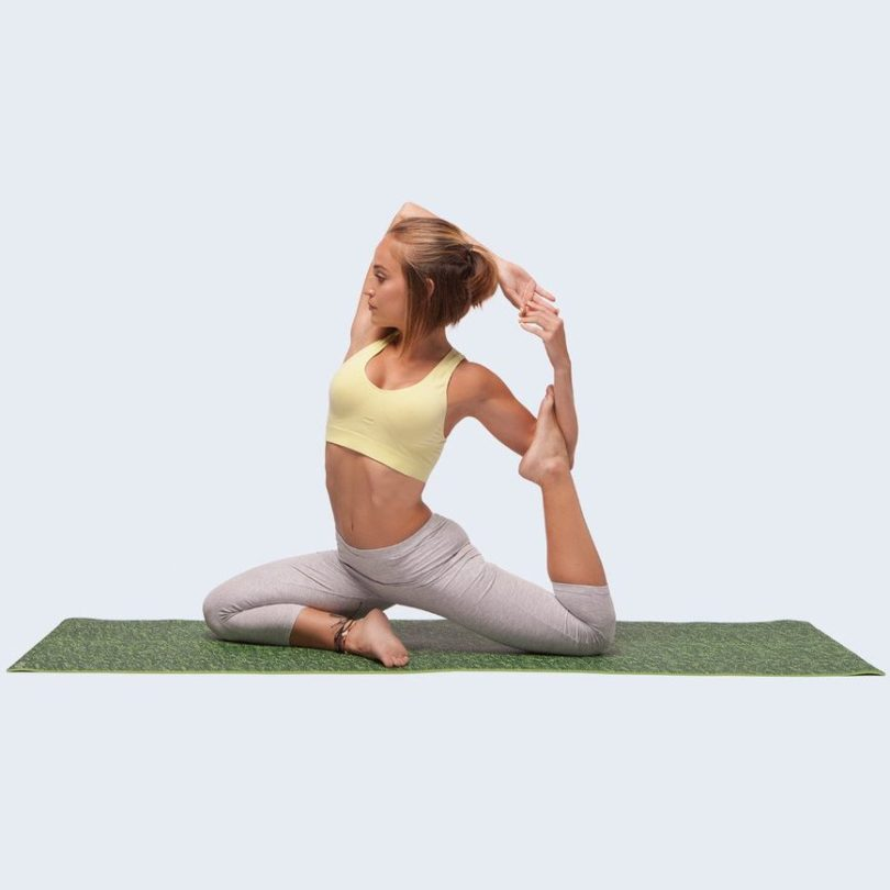 Yoga Mat Grass