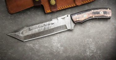 Sawback HT-16 Survival Knife