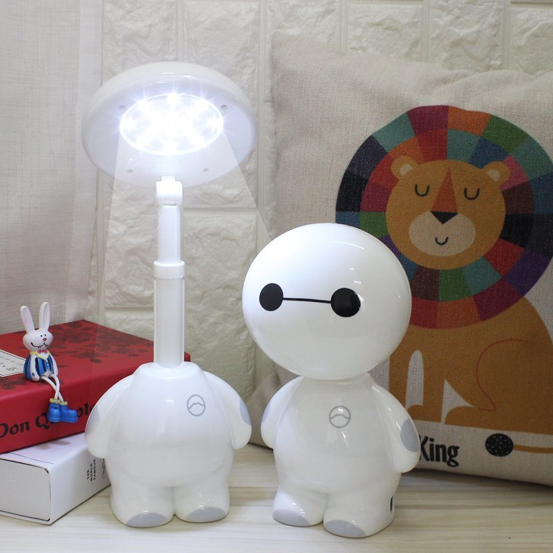 Cartoon Baymax Lamp