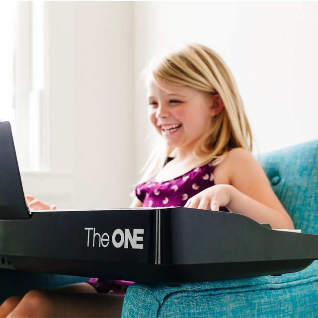 The ONE Light 61-Key Portable Electronic MIDI Keyboard