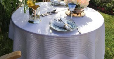 Greenwich Easycare Coated Tablecloth